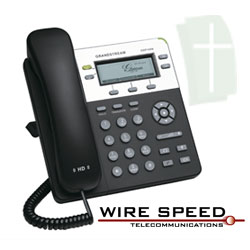 GXP1450 Grandstream VoIP Phone for a Hosted PBX Solution for your Church
