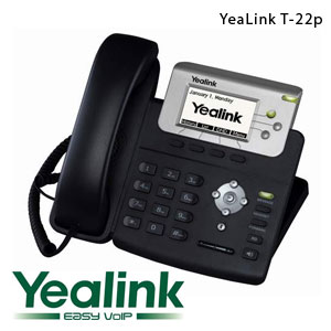 Inexpensive and feature rich IP Phone for your Church the Yealink T-22p