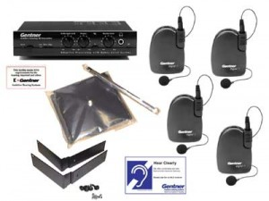 4-Receiver Assisted Listening System