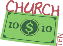 $10 Website Design & Hosting from Church Ten