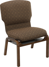 Meridian Church Chair (Wooden)