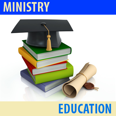 Ministry difference between school and college education