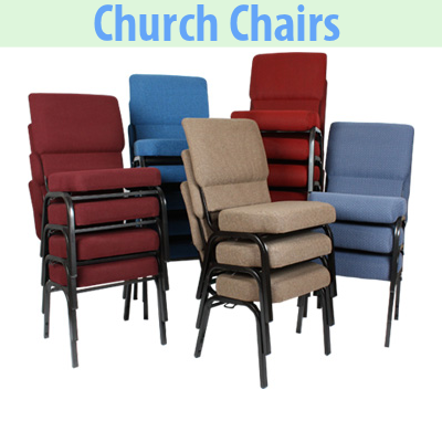 Church Chairs / Worship Seating