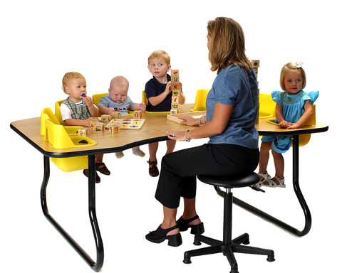 Toddler Table w/ Seat