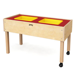 0486JC - Jonti-Craft® Toddler 2 Tub Sensory Table