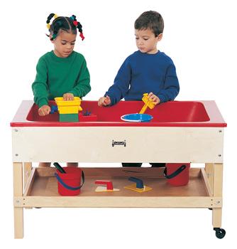 2856JC - Jonti-Craft® Sensory Table with Shelf