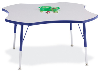 6453JCA003 - Berries® Four Leaf Activity Table - 48""
