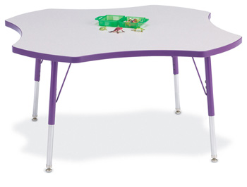 6453JCA004 - Berries® Four Leaf Activity Table - 48""
