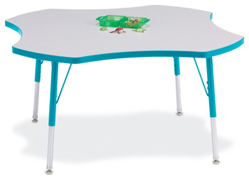 6453JCA005 - Berries® Four Leaf Activity Table - 48""