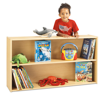 7025YT441 - Young Time® Straight Shelf Storage