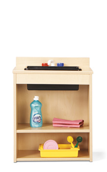 7082YT441 - Young Time® Play Kitchen Sink
