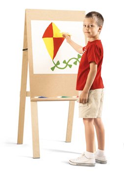 7125YT - Young Time® Single Sided Easel