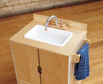 Truemodern Play Kitchen Sink 1708jc Save Your Church Money